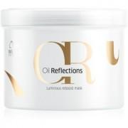 Wella Professionals Oil Reflections mascarilla nutritiva para un cabello liso y brillante 500 ml