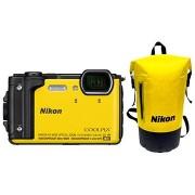 Nikon COOLPIX W300 Sárga Holiday Kit