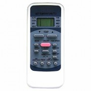 Ehop Compatible Remote for Bluestar AC R51M/CE (Please Match The Image with Your Old Remote)