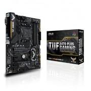 Asus TUF X470-PLUS Gaming Mainboard AM4 (ATX, X470-Chipset, Aura-Sync, DDR4 3200Mhz, M.2, USB 3.1 Gen 2)