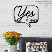 Decoratiune perete Yes
