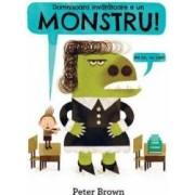 Domnisoara invatatoare e un monstru Cartea cu Genius - Peter Brown