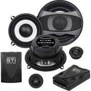 Sada 2cestných vstavaných reproduktorov Crunch GTI-5.2c, 160 W