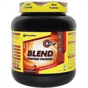 MuscleBlaze Blend Protein - 1 kg (Chocolate)
