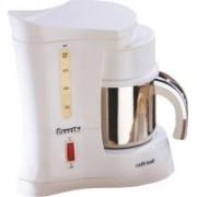 Preethi Zest White Coffee Maker(White)