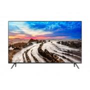 Televizor LED Samsung 55MU7072 138 cm, Smart, 4K UHD, Wi-Fi, Dark Titan