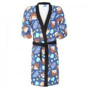 Roupao Infantil Lepper -Aveludado Authentic Games P