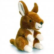 Cangur de plus Pippins Keel Toys, 14 cm