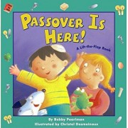 Passover Is Here!: A Lift-The-Flap Book, Paperback/Bobby Pearlman