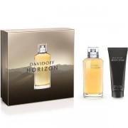 Davidoff Horizon Комплект (EDT 125ml + SG 75ml) за Мъже