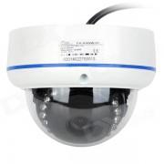 Camara del IP de Cotier TV-536W / IP 720P con IR LED / IR-CUT / ayuda ONVIF - blanco