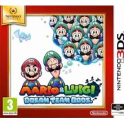 MARIO LUIGI DREAMTEAM BROS SELECTS 3DS