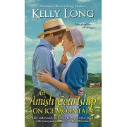 An Amish Courtship on Ice Mountain, Paperback