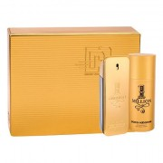 Paco Rabanne 1 Million confezione regalo Eau de Toilette 100 ml + deospray 150 ml uomo