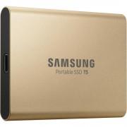 Samsung MU-PA1T0G/EU Portable T5 vanjski ssd tvrdi disk 1 TB ružičasto-zlatna (roségold) USB-C™ USB 3.1