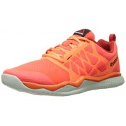 Reebok Men s Zprint Train Running Shoe Atomic Red/Electric Peach/Motor Red/Opal/Black 11.5 D(M) US