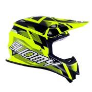 Suomy MR. Jump Special Motocross Helmet Black Yellow XL