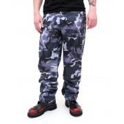 Pantalon hommes SURPLUS - RANGER TROUSER - BLEU Camo - 05-3581-28