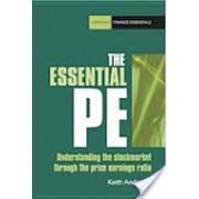 Essential PE - Understanding the Stockmarket Through the Price Earnings Ratio (Anderson Keith)(Paperback) (9780857190802)
