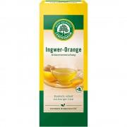 Ceai de ghimbir cu portocale bio Lebensbaum