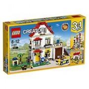 LEGO Creator kocke 3 in 1 - Modular Family Villa – Porodična vila 728 delova 31069