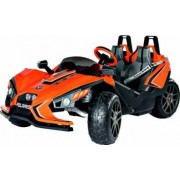 Masinuta Electrica pentru Copii Peg Perego Polaris Slingshot 12V Orange