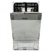 AEG FSB51400Z Built In Fully Int. Slimline Dishwasher - Grey