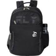 Fly fashion Casual Backpack men Backpack women Backpacks for college men 32 L Backpack(Black)
