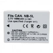 """""""1200mah"""" NB-5L bateria para canon NB-5L NB5L powershot S100 SX200 SX210 IS SX230 HS SD890"""
