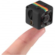 SQ11 Mini DV HD 1080P 2MP cámara grabadora deportiva con soporte