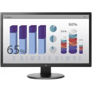 "Monitor LED HP 24"" V243, Full HD (1920 x 1080), DVI, VGA, 5 ms (Negru)"