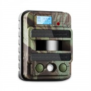 DURAMAXX GRIZZLY MAX PIR SCOUTING WILDLIFE камера за следене 40 черна LED 8 MP HD USB SD 100° (CTV6-Grizzly MAX PIR)