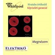 Whirlpool AKT8090/NE kerámia főzőlap, 58 cm széles