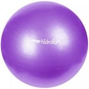 Bola para Ginástica 65cm Hidrolight Lilas - Fisioterapia, Pilates e Fitness