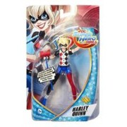 Papusa Dc Super Hero Girls Harley Quinn