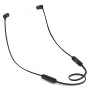 Casti Stereo JBL T110BT, Bluetooth, Microfon (Negru)