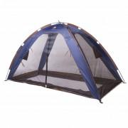 DERYAN Палатка за легло против комари, 200x90x110 см, синя