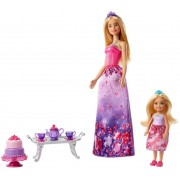Barbie & Chelsea Dreamtopia Princess Tea Party FPL88