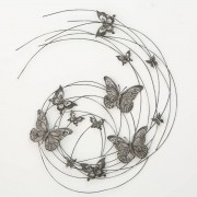 Boltze Nástěnná dekorace motýly