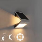 Shada Proiettore solare a LED con sensore movimento e crepuscolare 3,2W - DAYA
