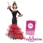 "X8421 Барби ""Куклы мира"" Испанка"