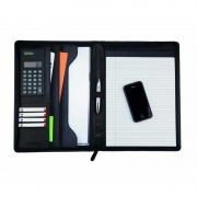 Monolith Conference Folder With A4 Pad and Calculator
