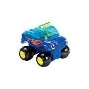 Caminhão Divertido de Banho Azul - Munchkin