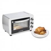 Klarstein Omnichef 20 2G, fehér, mini sütő, nyárs, 1500 W, 20 l (HEA8-OMNICH20W-2G)