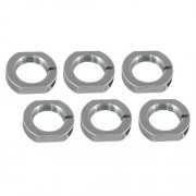 Hornady 044606 Sure-Loc Lock Ring (Per 6)