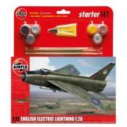 Airfix Kit constructie English Lightning F.2A