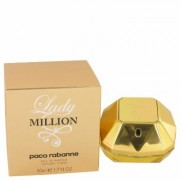 Lady Million For Women By Paco Rabanne Eau De Parfum Spray 1.7 Oz