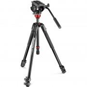 Manfrotto MVH500AH,190X Alu Video Kit