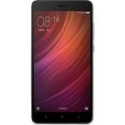"Telefon Mobil Xiaomi Redmi Note 4, Procesor Octa-Core 2GHz, IPS LCD Capacitive touchscreen 5.5"", 3GB RAM, 32GB Flash, 13MP, Wi-Fi, 4G, Dual Sim, Android (Negru/Argintiu) + Cartela SIM Orange PrePay, 6 euro credit, 4 GB internet 4G, 2,000 minute nationale"