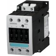 Contactor 65A, Siemens, Contactor 30kw, Sirius Cod: 3RT1044-1BM40, tensiune bobina 220V C.C.